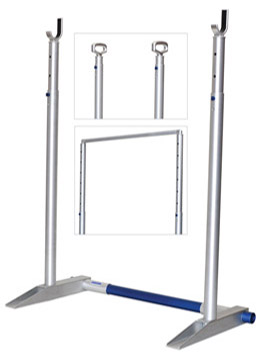 Alight Training Center Squat Racks About The Same Weight As A Set Of Golf Clubs
